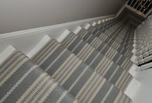 Off The Loom Stair Runner | Lintzford 1- Installaion 2