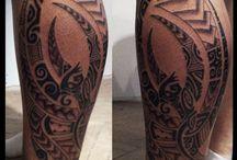 Mat Tattoo / Moje tatuaże :)