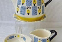 Pottery Retro
