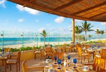Azul Restaurant / Type of Cuisine: International Location: Ambassador Section  Age: Family Friendly  Attire: Casual  Hours: Open from 7am - 11pm / by Grand Velas Riviera Maya