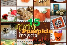 My Favorite Bloggers / Monthly themed crafts by some of the most talented and creative craft bloggers out there!