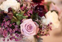 Ideeën shoot herfst / Herfst, vintage, plum, taart, servies, jurk, bloemen, koffers