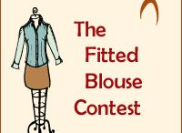 The Fitted Blouse Contest / by PatternReview
