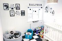 Modern Monochrome Nursery