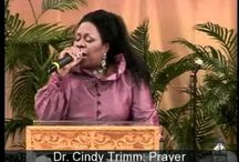Pastor Cindy Trimmer healing