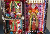Mexican shrine