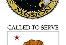 LDS Missions / LDS Missions, LDS Missionaries, LDS Mission Designs, LDS Mission Logos