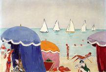 Deauville par Kees Van Dongen / by deauville