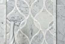 Artistic Tile / Bring art and design into your space with Artistic Tile, Oregon Tile & Marble's luxury tile, stone and mosaics collection. This line offers endless options ranging from glass, natural stone, porcelain and many innovative waterjet mosaics.