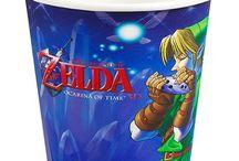 Legends of Zelda Party Ideas