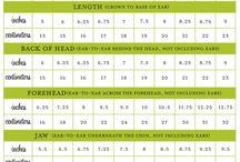 Tabelle Taglie e Misure