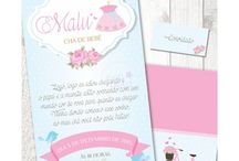 Festa Coisas de Menina / Papelaria Digital para Festas Criativas. Compre no nosso site www.shopfesta.com.br