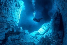 Cave diving / Overhead environment diving