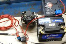 baterie auxiliara