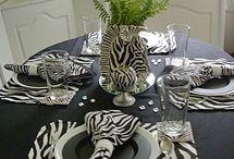 Zebra Kitchen