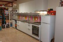 Keuken resultaten / Gerealiseerde keukens bij klanten.