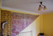 Remont mieszkania na Mokotowie / Kompleksowa realizacja remontu mieszkania w starej kamiennicy na warszawskim Mokotowie