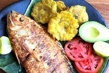 Pescados y Mariscos preparados en todo los estilos. / Recetas para preparar deliciosos platos.