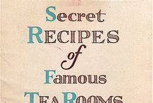 Tea rooms / by Sherri Gruber