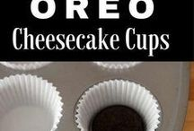 Baked Cheesecake Cupcakes