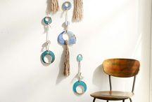 Çan ceramic bells wind chimes