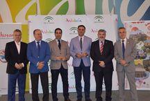Premios Andalucía del Turismo2017