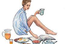 Ilustracion femenina