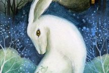 Rabbits, or mostly, Hares