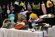 Crochet crafty displays / by Rebecca Becker-Davis