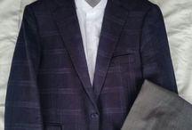 Bespoke Sport Jackets / bespoke sports jackets made by Q James in New York