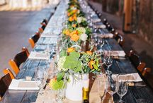 Hill Country/Barn Style Wedding