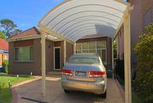 garage - carports