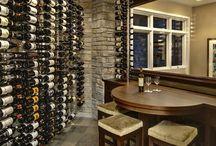 Natural stone Wine cellar  / Natural stone Wine cellar