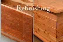 Refinishing