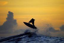 Surfing=Sanctuary  / by Kathryn Keliinoi