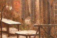 PRINS Pierre - Détails / +++ MORE DETAILS OF ARTWORKS : https://www.flickr.com/photos/144232185@N03/collections