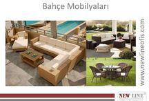 Bahçe Mobilyalari / www.newlineofis.com