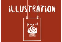 Ilustration / Illustration makes us happy.