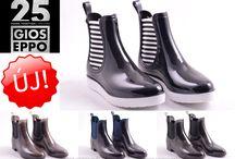 Gioseppo gumi csizmák / Gioseppo spanyol céget José Navarro alapította 1991-ben. Gioseppo márka célja, hogy divatos, egyedi jó minőségű cipőket állítsanak elő, mely mindenkinek megfelel. A Gioseppo márka ügyel arra, hogy a gyártás alatt környezetbarát technológiákat alkalmazzon. A Gioseppo spanyol cipők mediterrán hangulatot varázsolnak és páratlan megjelenést biztosítanak.  http://valentinacipo.hu/marka/gioseppo