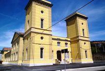Il Porto Vecchio di Trieste / Architettura