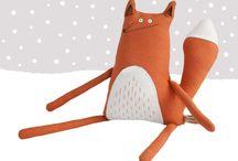 Craft - plush - animals