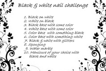 Nail Art Challenges