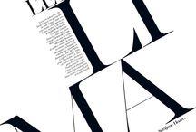 editorial & layout design