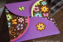 Paper Crafts / by Michelle Savoy