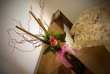 Garrafas na decoração / Reciclar e decorar