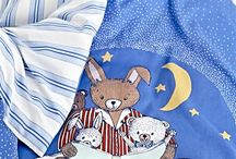 Children's textiles / For cuddles, snuggles and comfort!