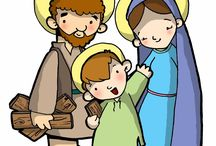 Sagrada família / Sagrada Família