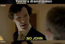 Sherlock  / Dancing queen