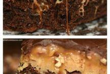 brownies cu unt de alune