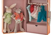 Beautiful toys and colors / High quality toys made to be joyful and colorful!